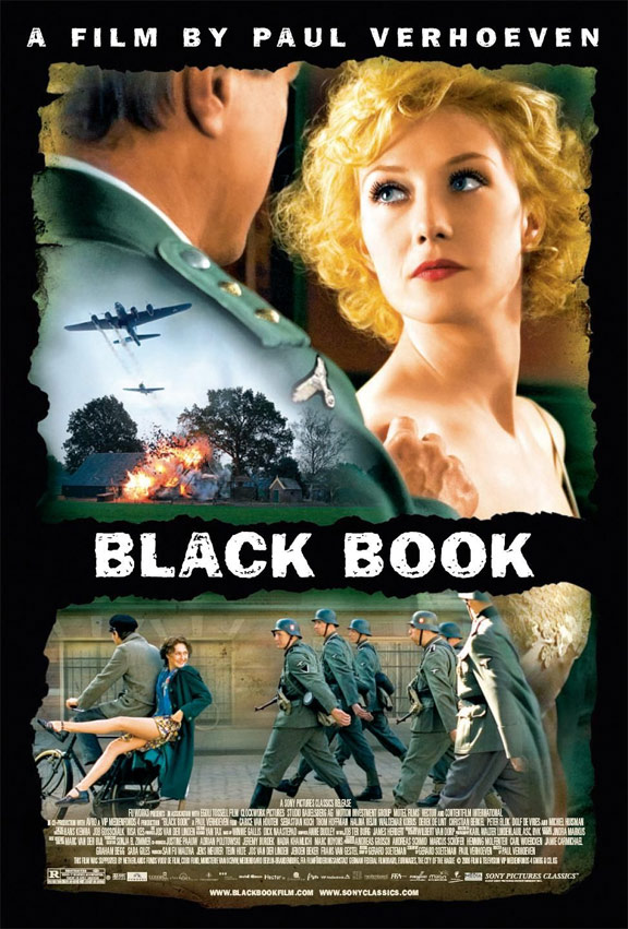 Black Book (Zwartboek) Poster #1