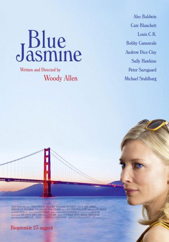 Blue Jasmine Poster #2
