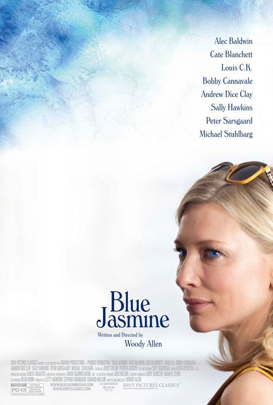 Blue Jasmine Poster #1