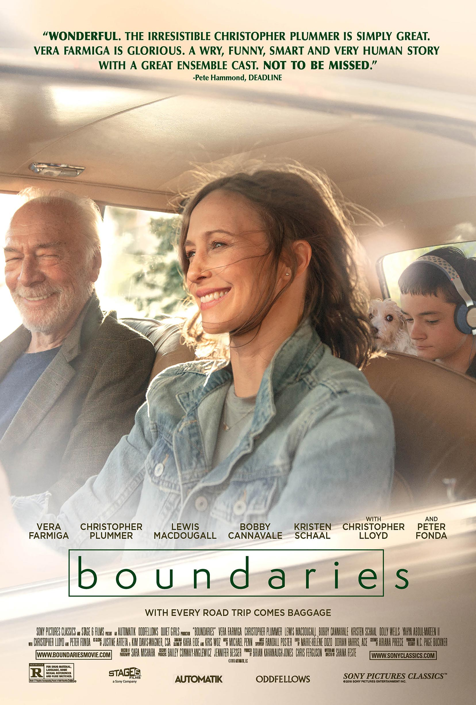 Boundaries Poster #1