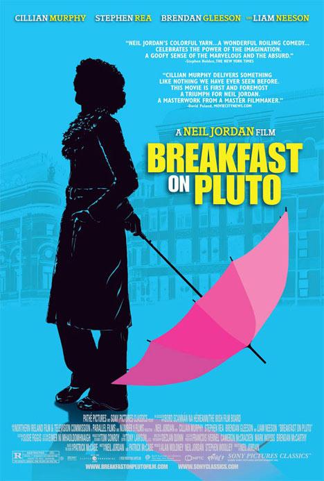 Breakfast on Pluto Poster #1