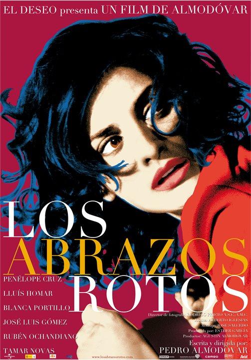Broken Embraces (Los Abrazos Rotos) Poster #1