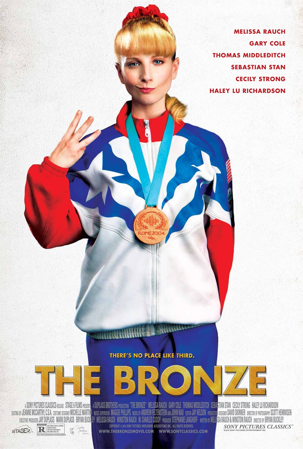 The Bronze Poster #1