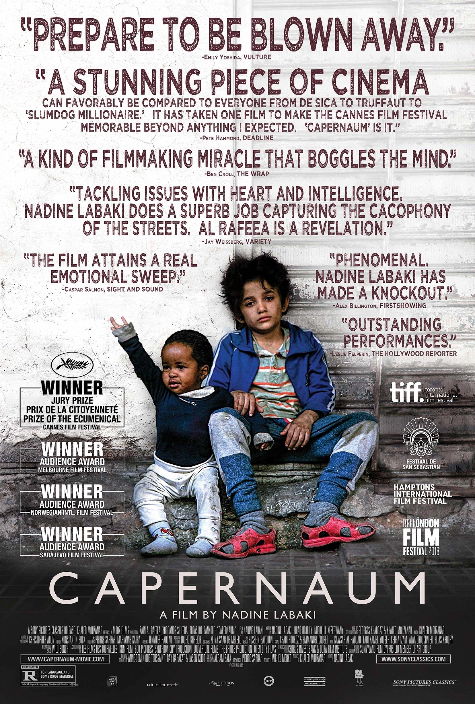 Capernaum Poster #1