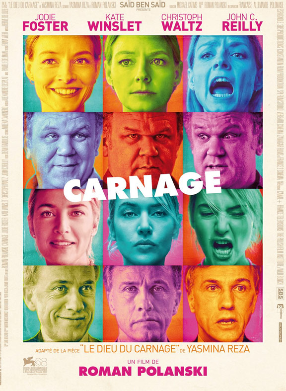 Carnage Poster #1