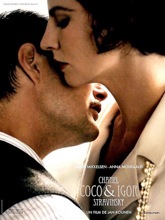 Coco Chanel & Igor Stravinsky Poster #1