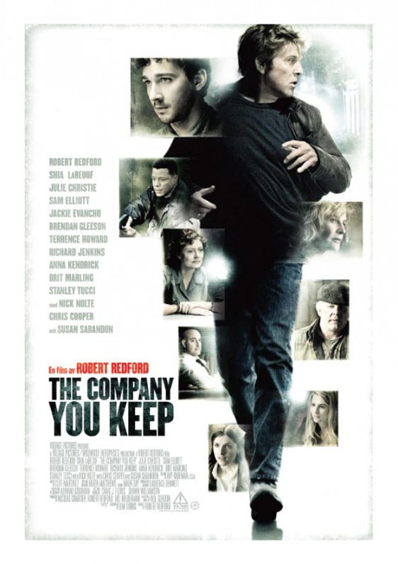 The Company You Keep Poster #1