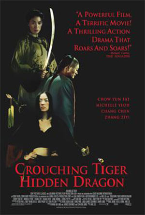Crouching Tiger, Hidden Dragon Poster #2