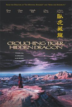 Crouching Tiger, Hidden Dragon Poster #5