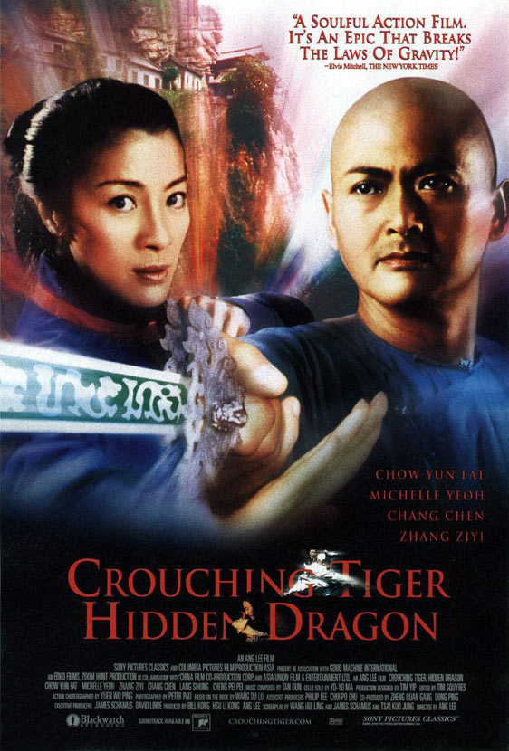 Crouching Tiger, Hidden Dragon Poster #1