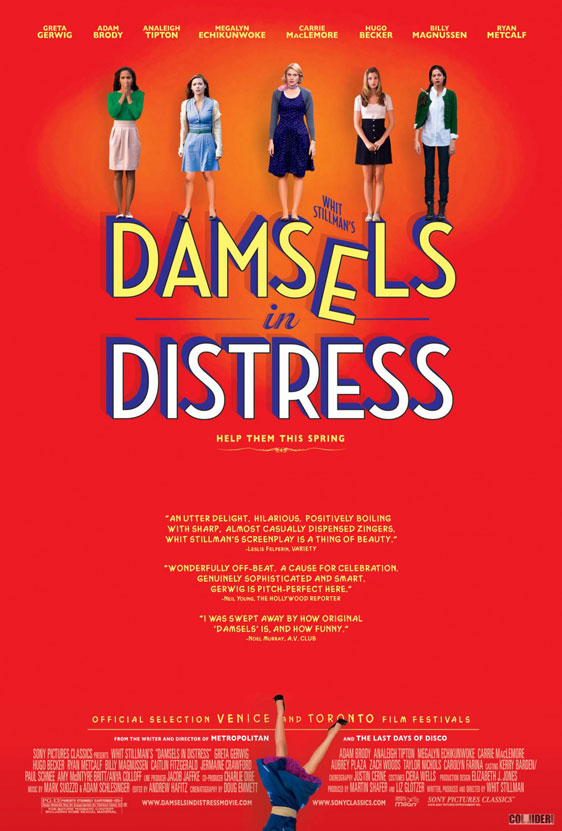 Damsels in Distress Poster #2