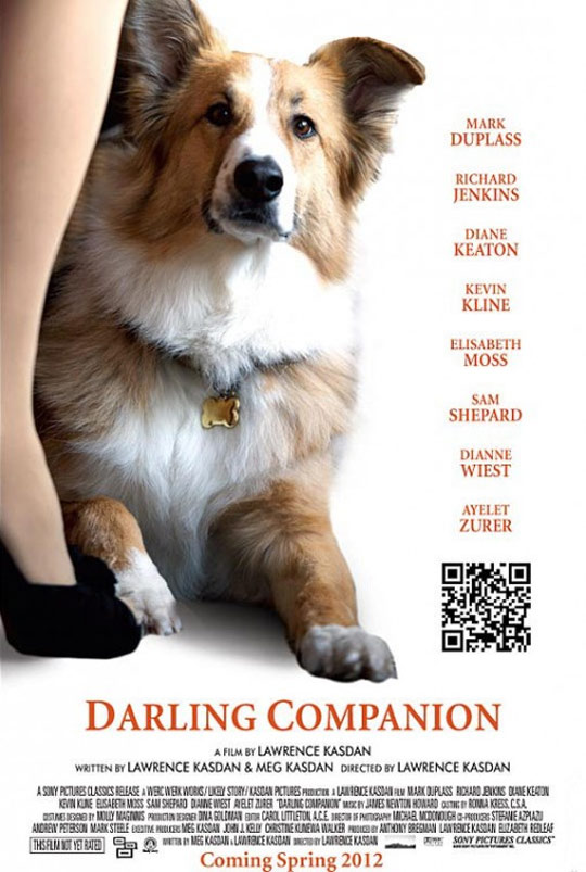Darling Companion Poster #1