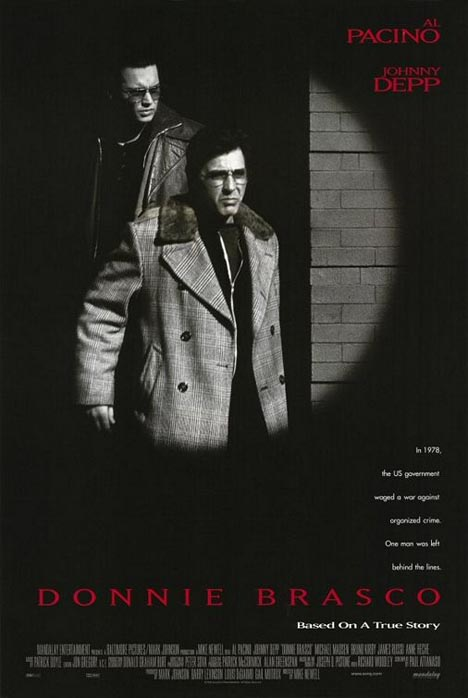 Donnie Brasco Poster #1
