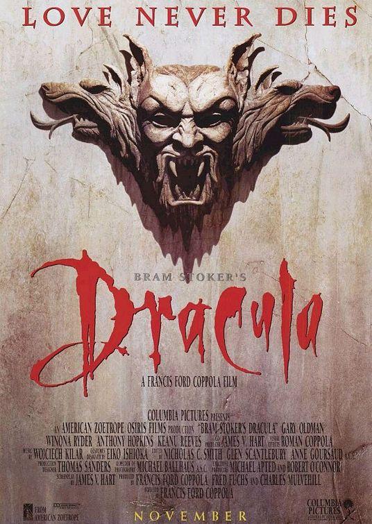 Bram Stoker's Dracula Poster #1