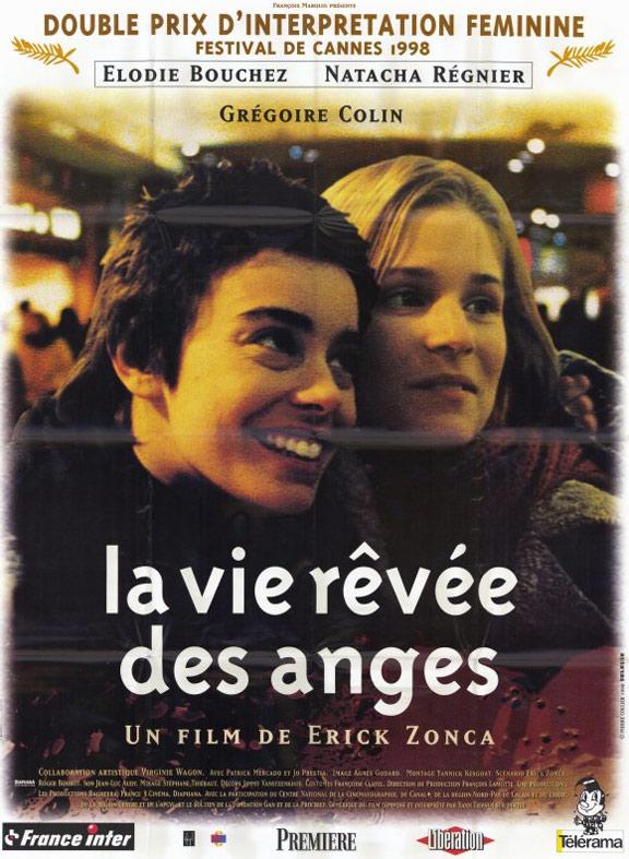 The Dreamlife of Angels (La vie rêvée des anges) Poster #1
