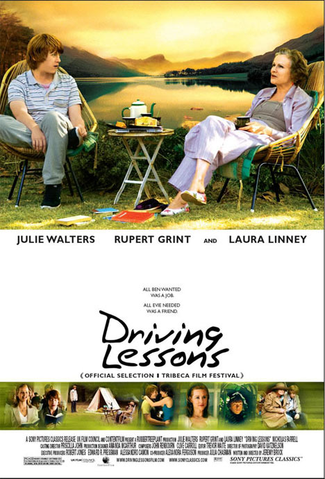 Driving Lessons Poster #1