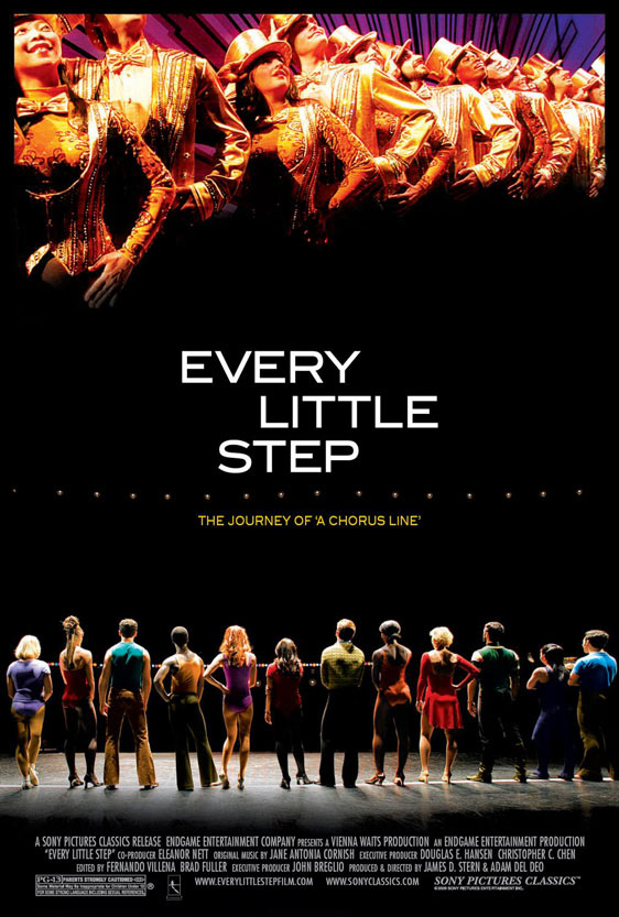 Every Little Step Poster #1