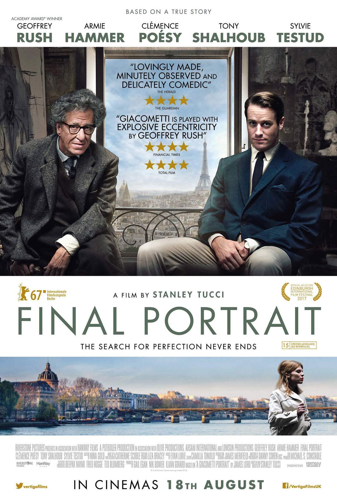Final Portrait Poster #1