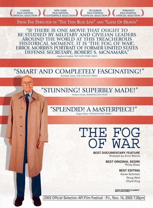The Fog of War Poster #1
