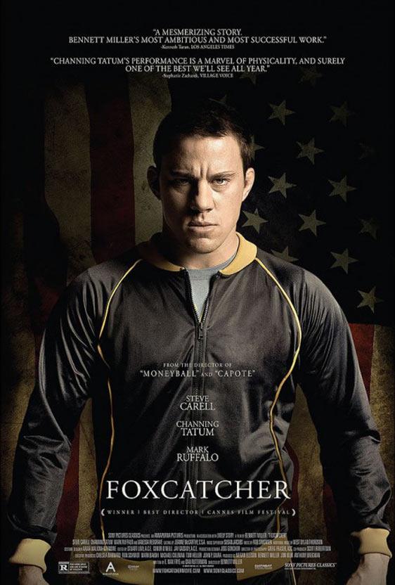 Foxcatcher Poster #2