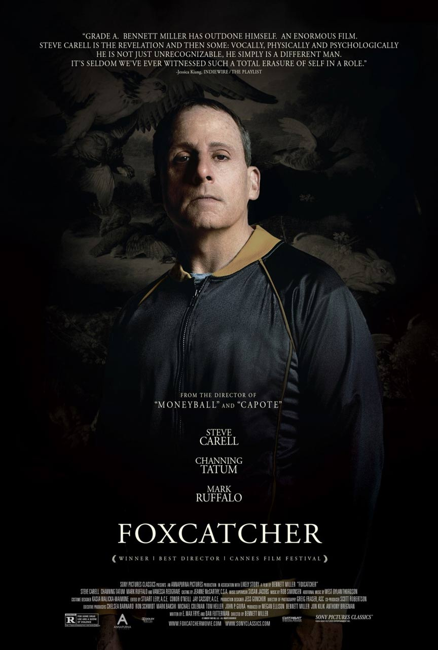 Foxcatcher Poster #3