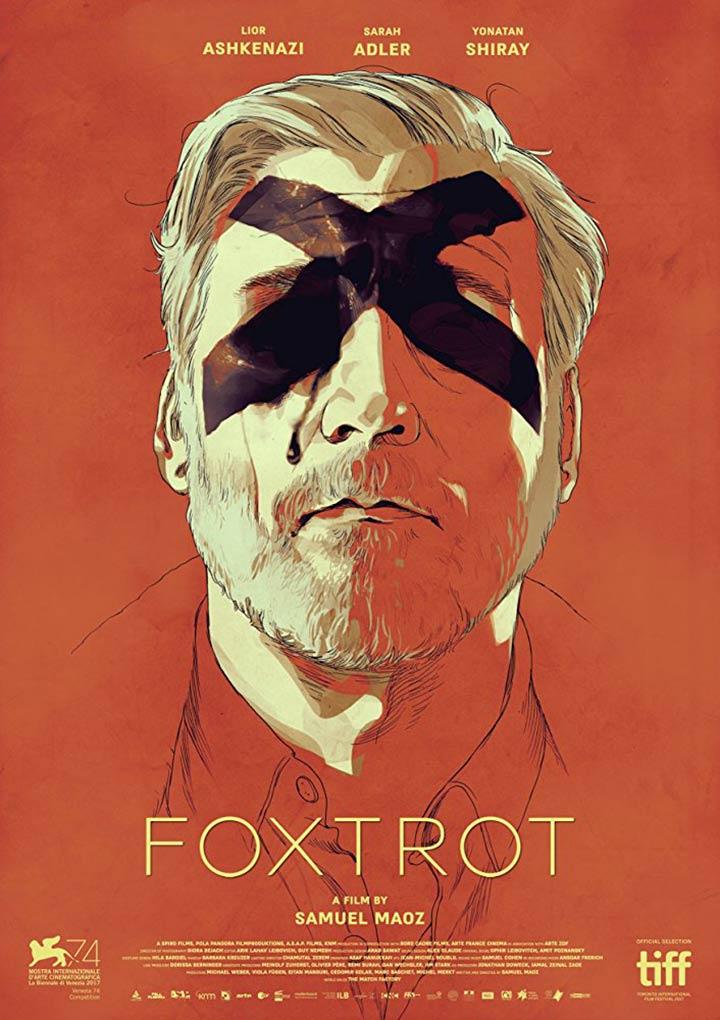 Foxtrot Poster #1