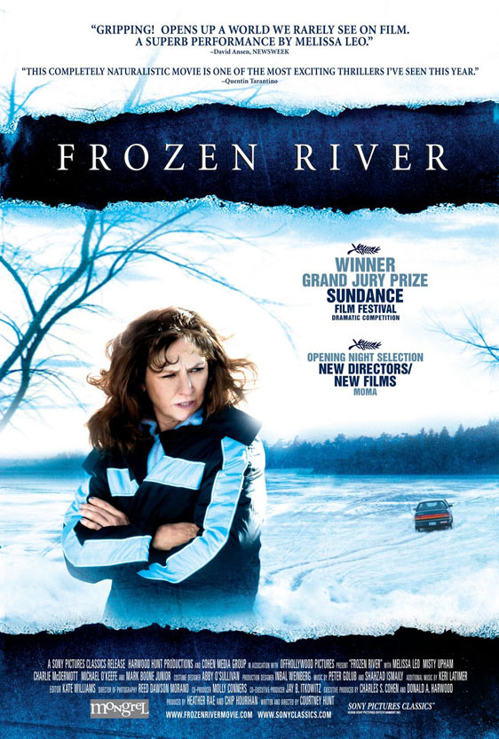 Frozen River Poster #1