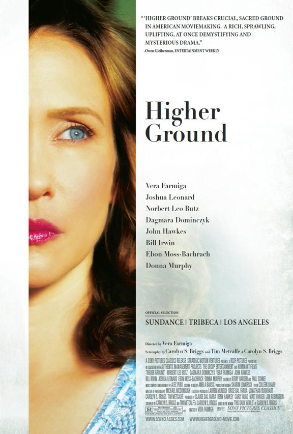 Higher Ground Poster #1
