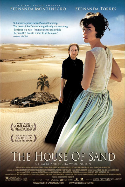 The House of Sand Poster #1
