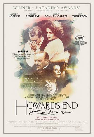 Howards End Poster #2