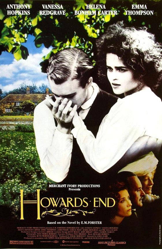Howards End Poster #1