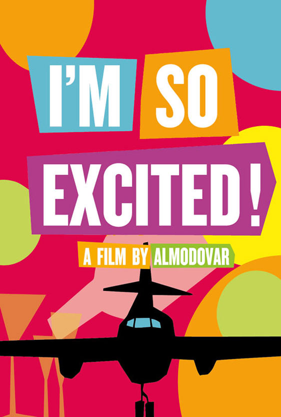 I'm So Excited Poster #1
