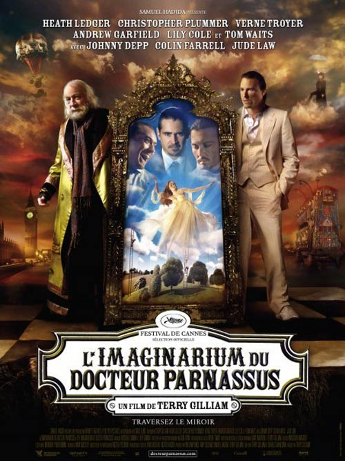 The Imaginarium of Doctor Parnassus Poster #14
