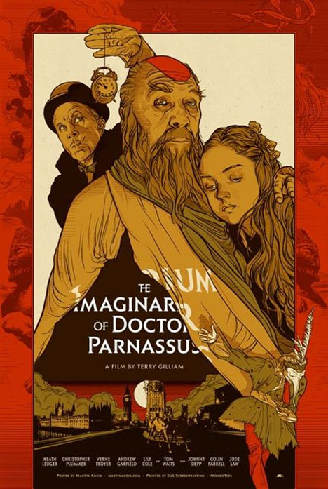 The Imaginarium of Doctor Parnassus Poster #26