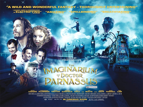 The Imaginarium of Doctor Parnassus Poster #3