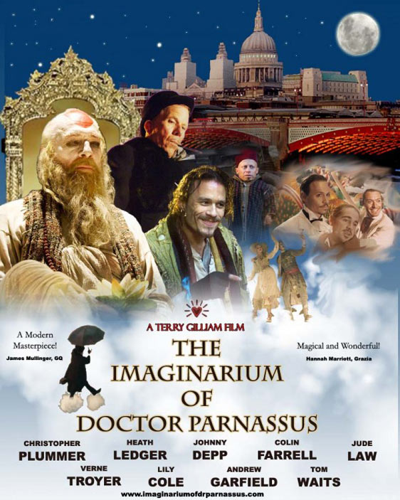 The Imaginarium of Doctor Parnassus Poster #4