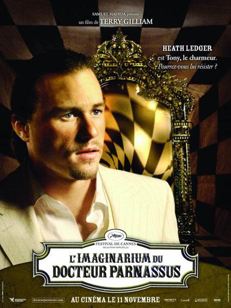 The Imaginarium of Doctor Parnassus Poster #5