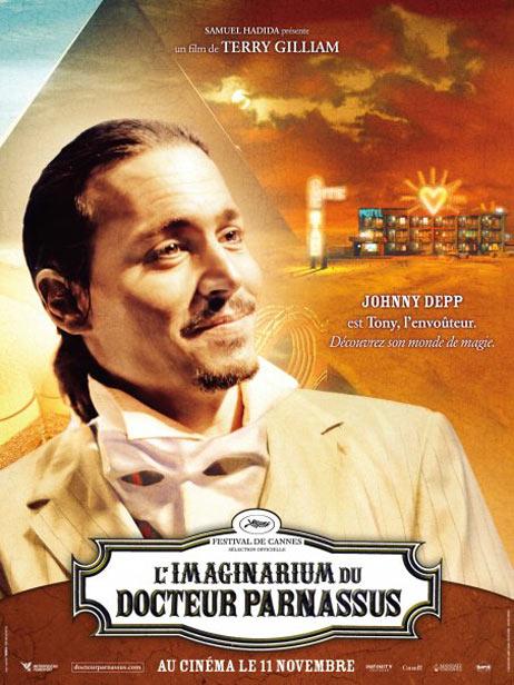 The Imaginarium of Doctor Parnassus Poster #7