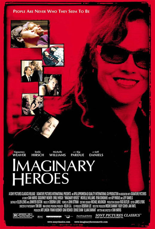 Imaginary Heroes Poster #1
