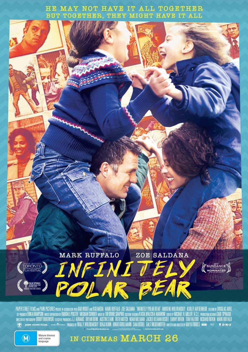 Infinitely Polar Bear Poster #1