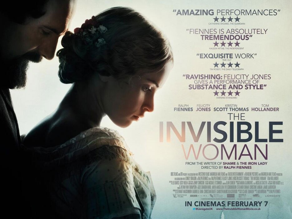 The Invisible Woman Poster #2