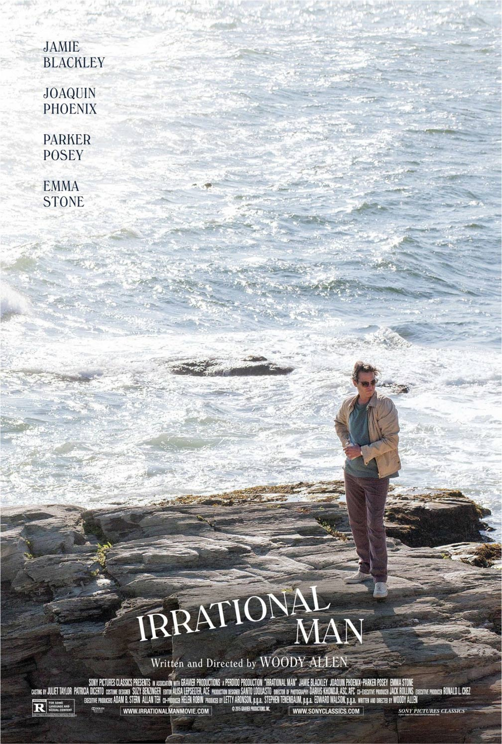 Irrational Man Poster #1