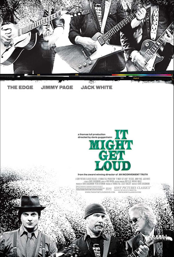 It Might Get Loud Poster #2