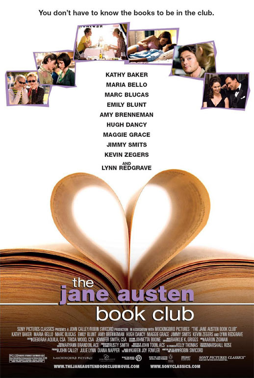 The Jane Austen Book Club Poster #1