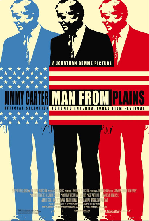 Jimmy Carter Man From Plains Poster #1