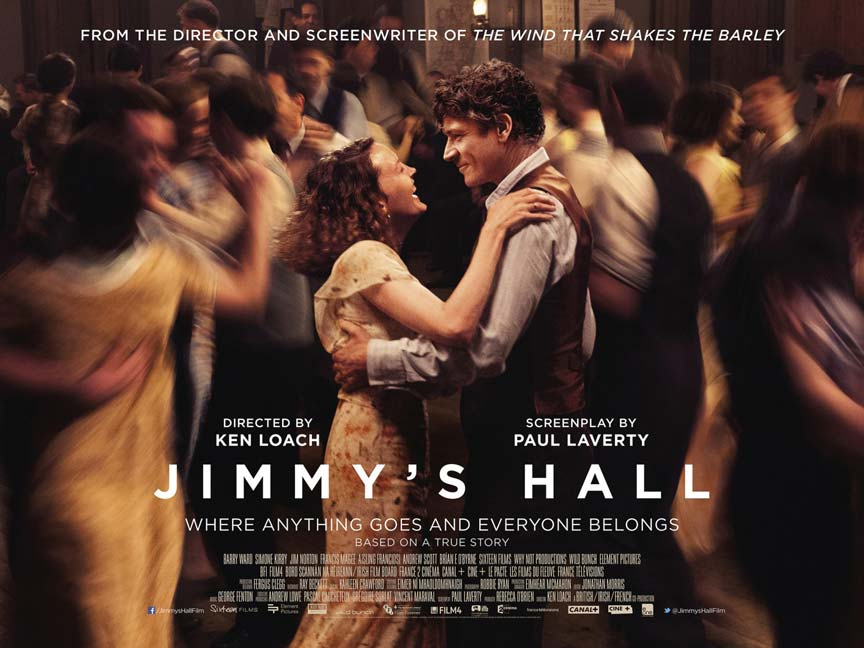 Jimmy's Hall Poster #1
