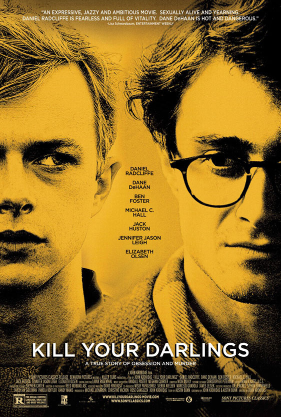 Kill Your Darlings Poster #1