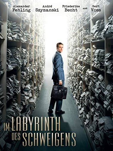 Labyrinth of Lies Poster #1