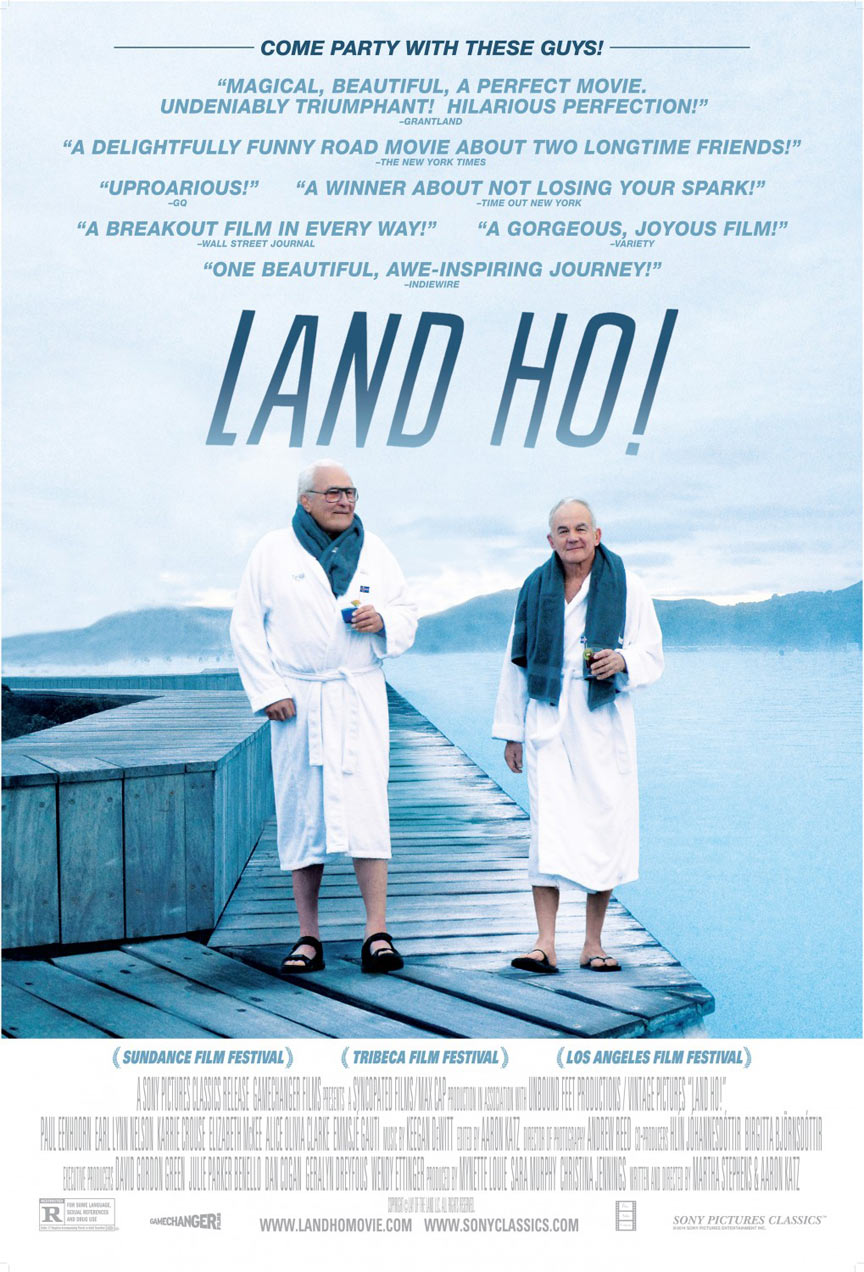 Land Ho! Poster #2