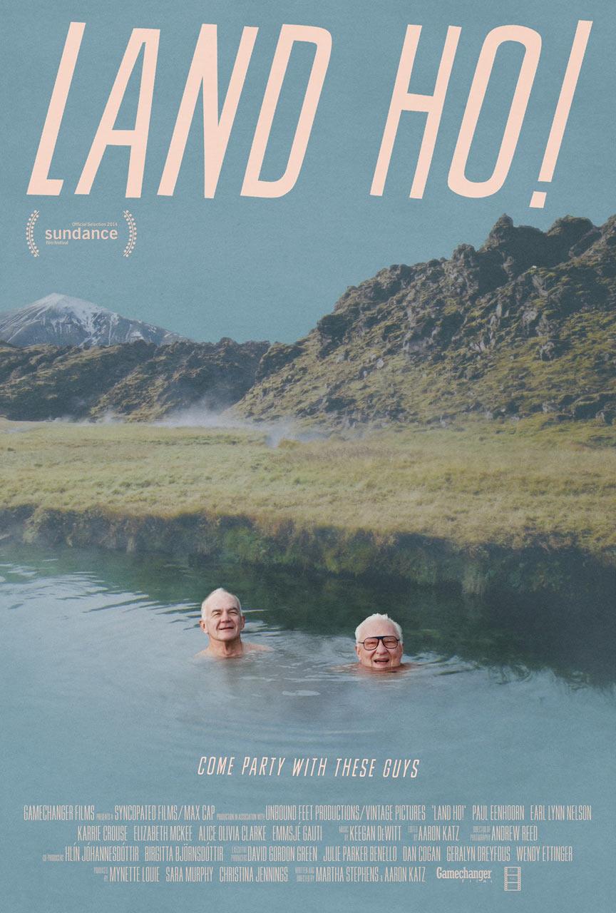 Land Ho! Poster #1